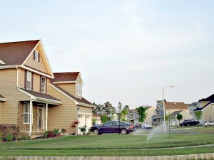 Suburbs: soulless or solace? (Courtesy of Flickr)