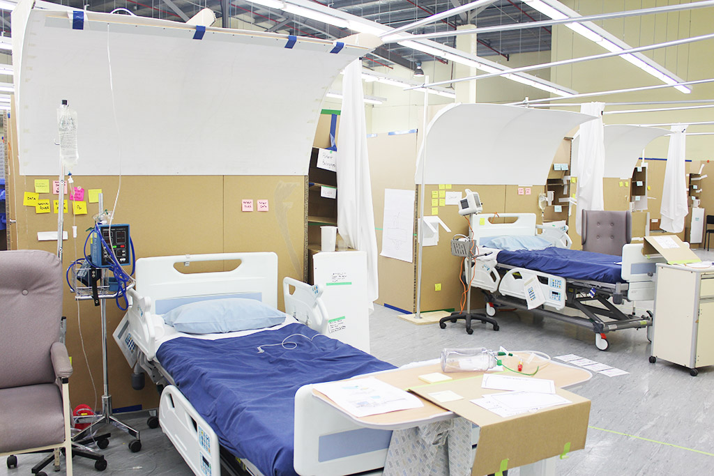 The Single-Patient Hospital Room Is Not the Only Option - nbbX